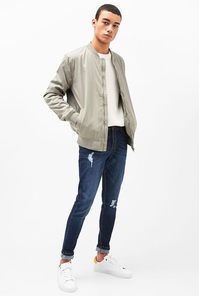 quan jeans rach & bomber photo fashionbeans - elle man 4