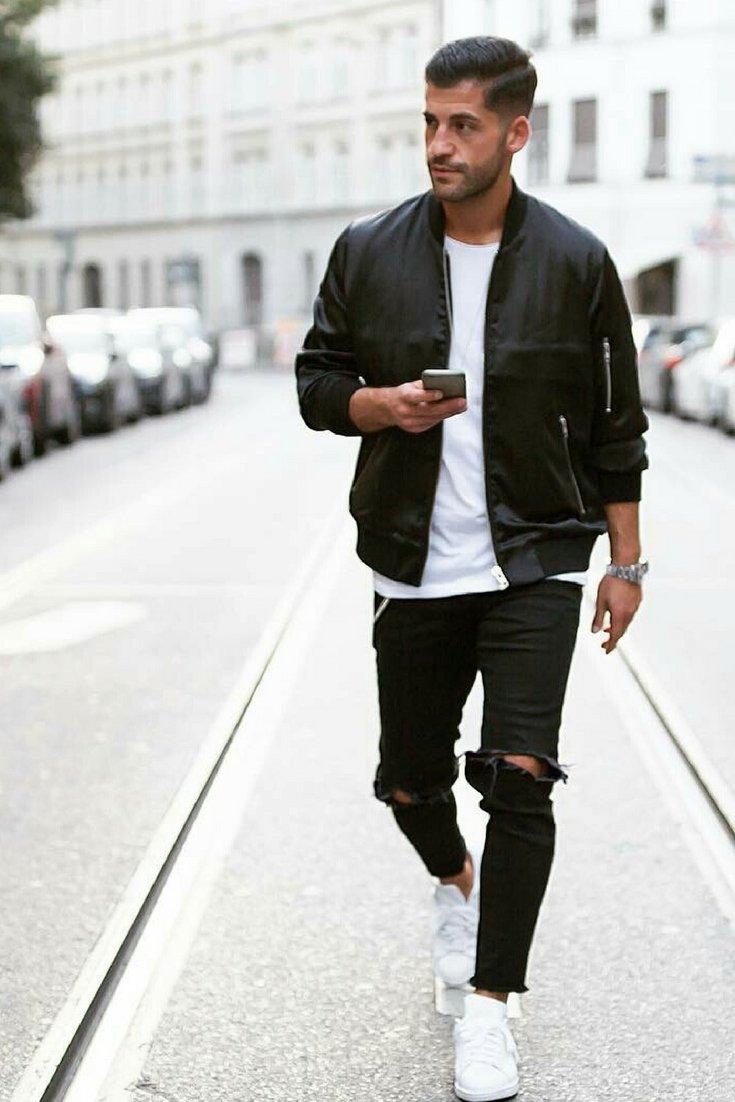 quan jeans rach & bomber photo lifestylebyps.com- elle man 3