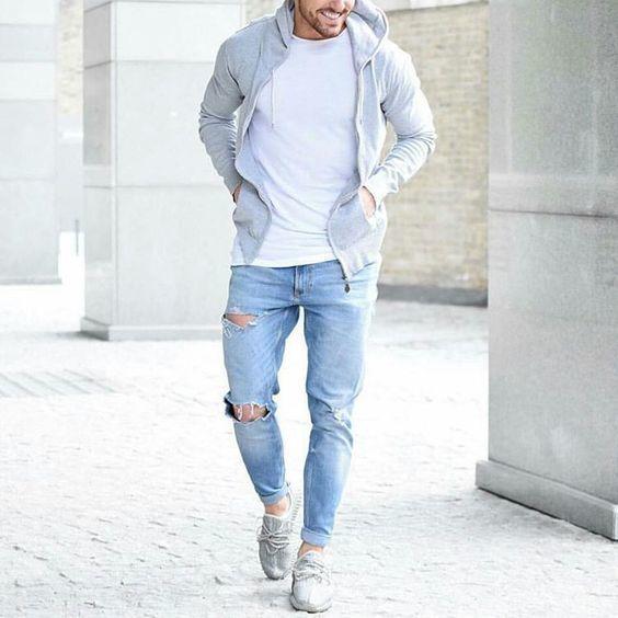 quan jeans rach & hoodie - elle man 4