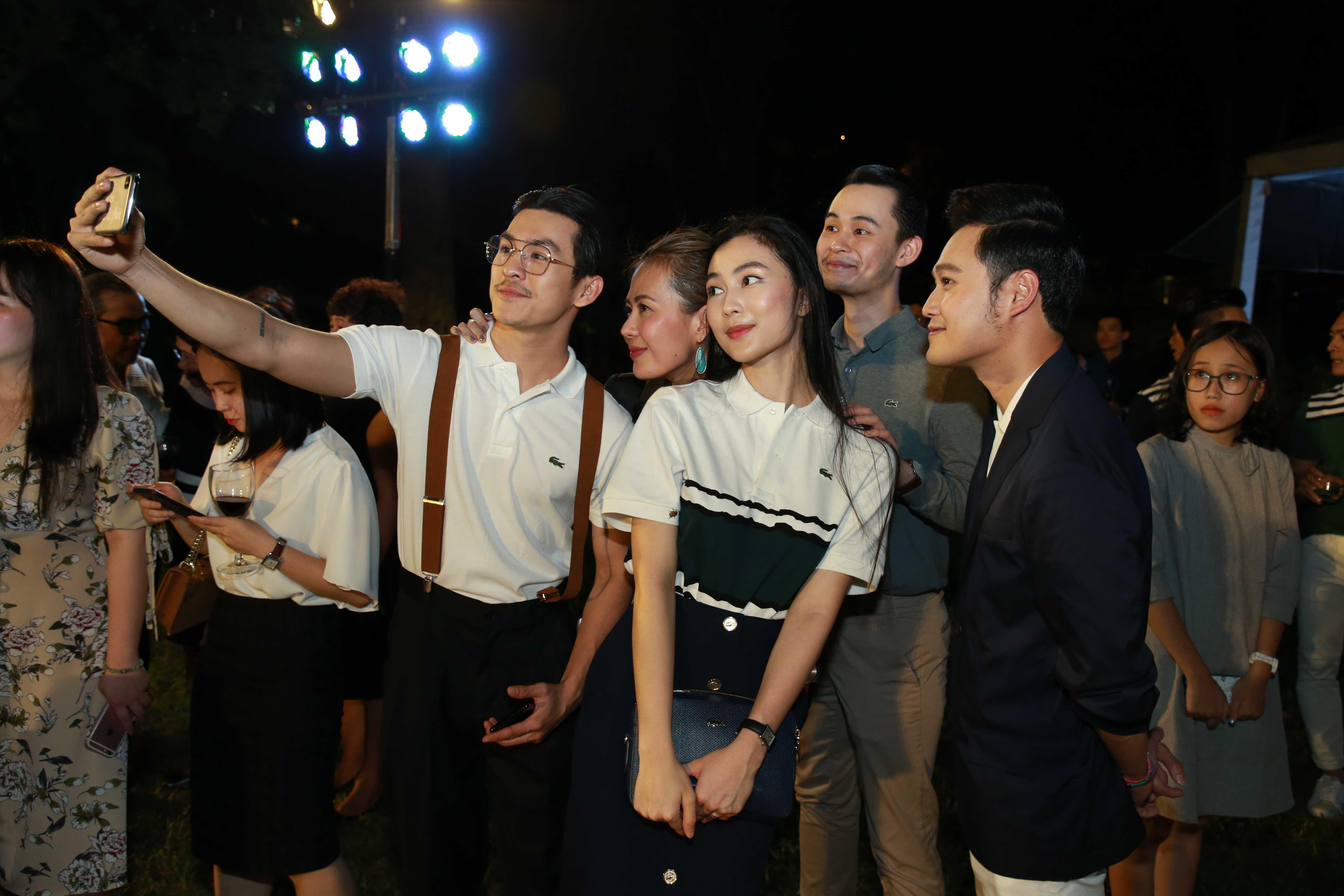 8 thuong hieu lacoste 85 nam - Thiên Minh, QVinh, Helly Tống, Bùi Việt Hà và Tim Phạm - elle vietnam