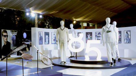 Thương hiệu Lacoste kỷ niệm 85 năm phát triển tại Việt Nam