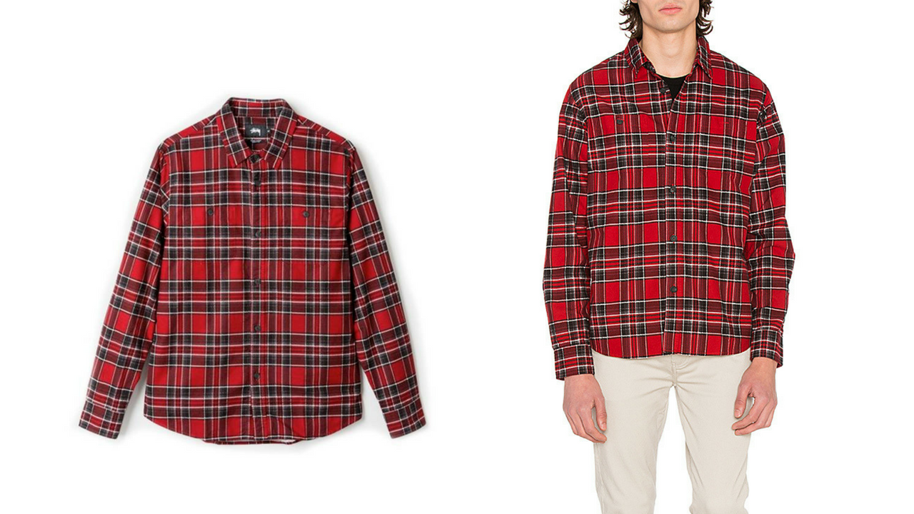 ao flannel 2018 - elle man