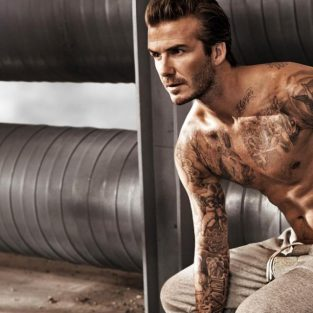 Ý nghĩa ẩn sau những hình xăm của David Beckham