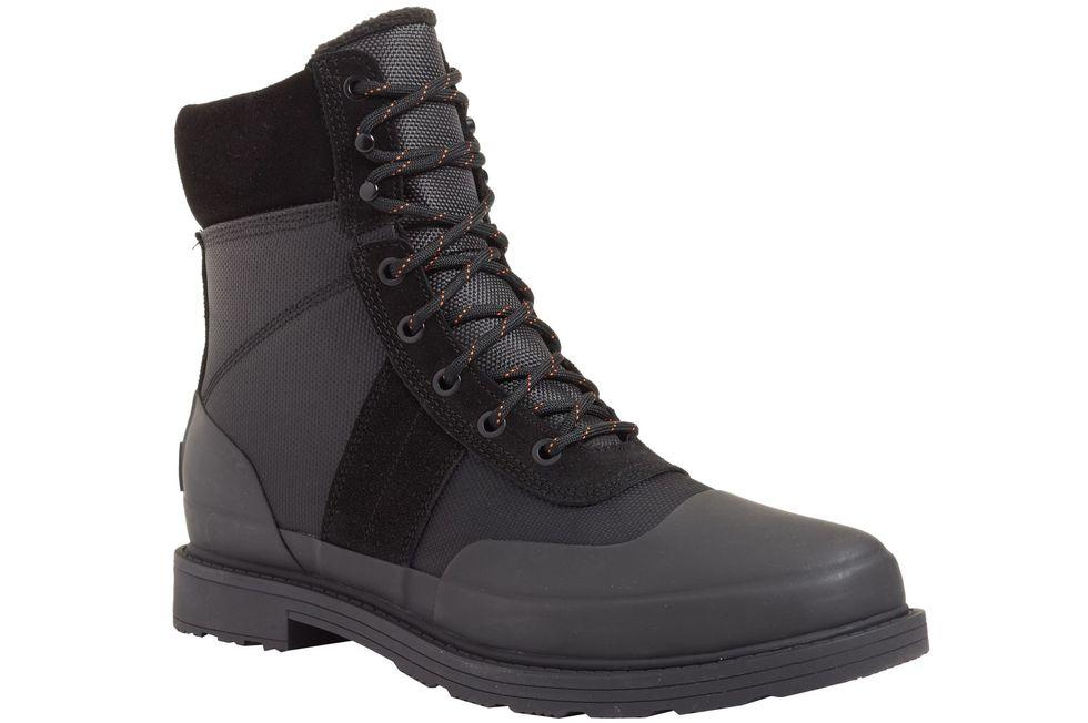 Giày nam phong cách và chắc chắn là những thứ hoàn hảo nhất để nói về FOUL-WEATHER BOOT. Ảnh: Esquire