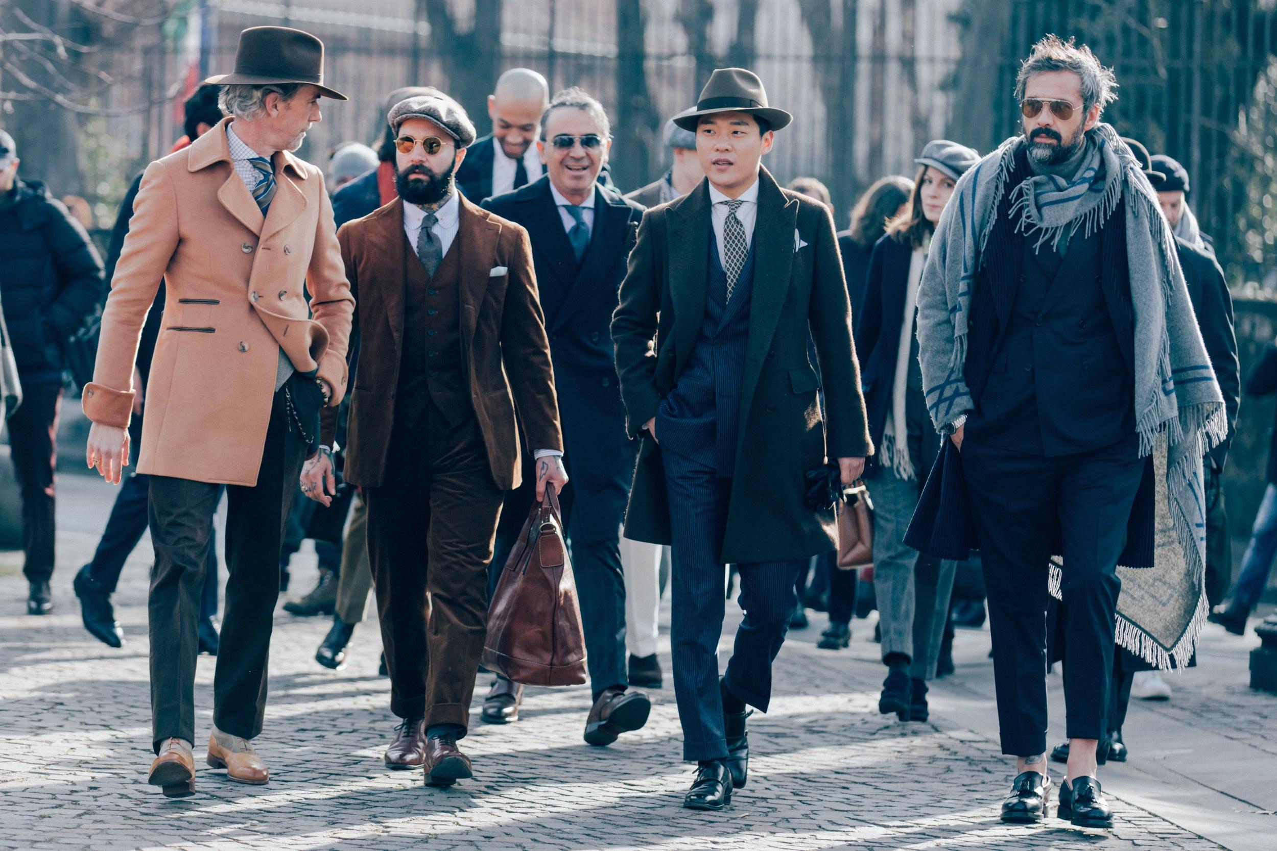 Du lịch Ý bạn sẽ được bước vào những con phố thời trang sang trọng bậc nhất thế giới. Ảnh: GQ