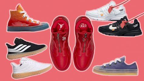 7 thiết kế giày thể thao nổi bật nửa cuối tháng 7/2018