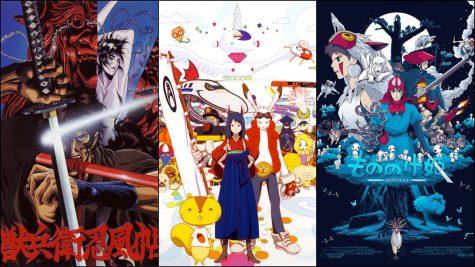Top phim hoạt hình anime hay nhất thế kỷ (P.2)
