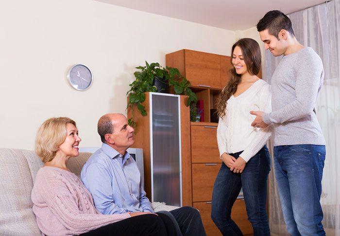 Một bí quyết hẹn hò khác là hãy bỏ qua những tiểu tiết để tận hưởng cảm giác gia đình. Ảnh: Pinterest