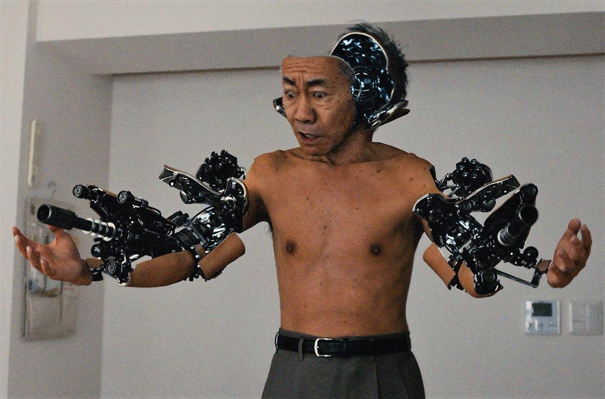 phim live action inuyashiki - elle man 3