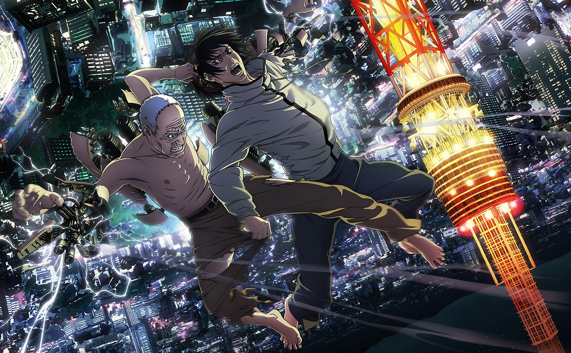 phim live action inuyashiki - elle man 4