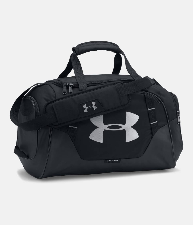 Mẫu túi tập gym Undeniable 3.0 Duffel của Under Armour có giá khoảng 36 €. Ảnh: Underarmour
