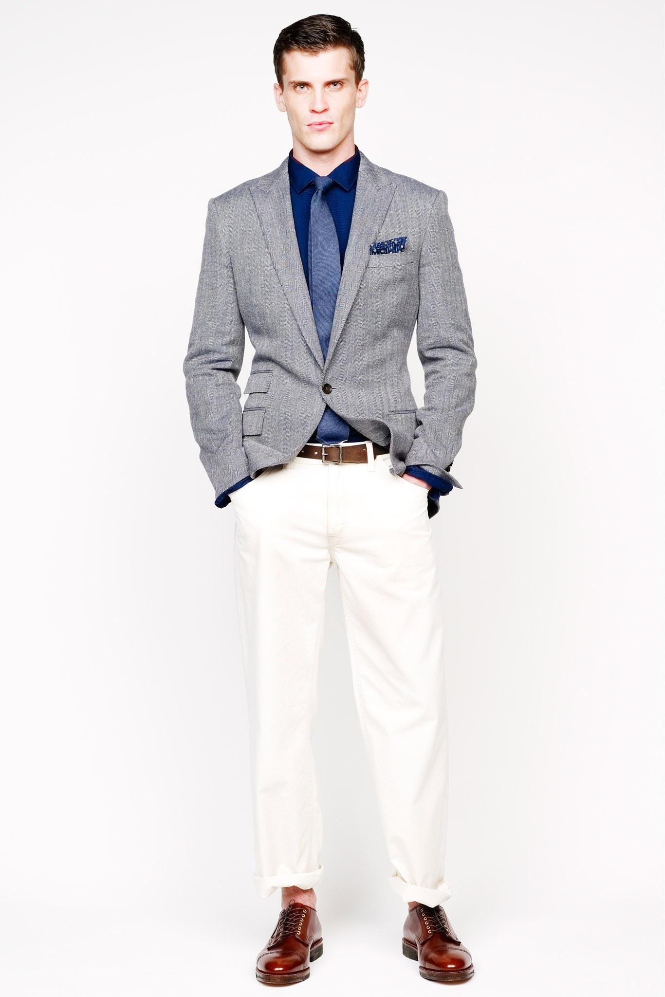 ELLE Man Style Calendar thổi hồn mới cho trang phục công sở (12)