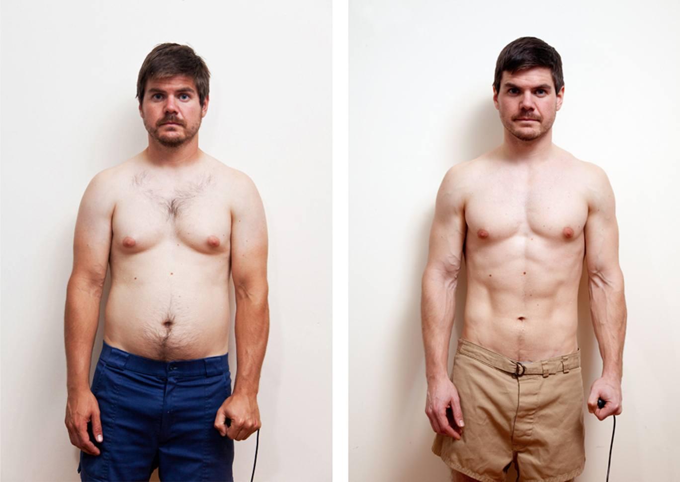 Bí quyết giảm cân chủ yếu đến từ việc kết hợp chế độ tập luyện và ăn uống. Ảnh: Reader's Digest