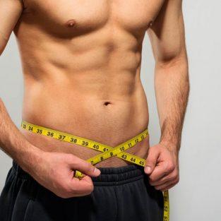 Bí quyết giảm cân cho những anh chàng béo bụng