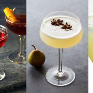 6 công thức pha chế đồ uống cocktail cho mùa Thu
