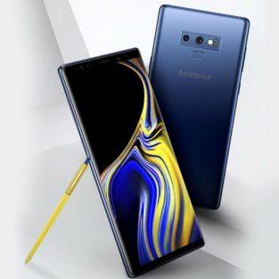 """""""Ngựa chiến"""" Samsung: Điện thoại Galaxy Note9 đã xuất hiện"""