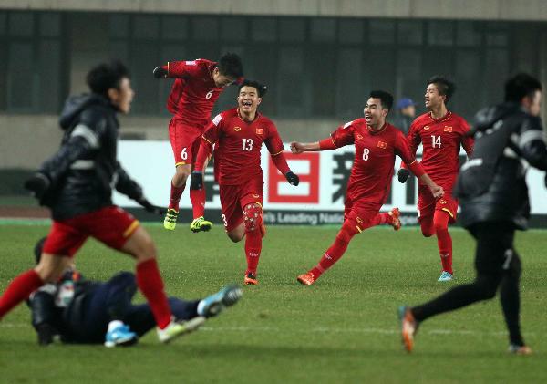 Trước thềm ASIAD 2018: Đội tuyển U23 Việt Nam gặp khó trên đất bạn