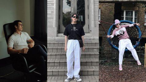 Thời trang sao nam ấn tượng tuần 2 tháng 8/2018