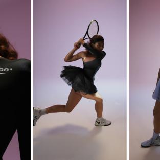 Tiết lộ hình ảnh mới nhất về bộ sưu tập kết hợp giữa Virgil Abloh và Serena Williams