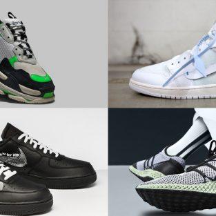 10 đôi giày thể thao đắt nhất quý 1/2018