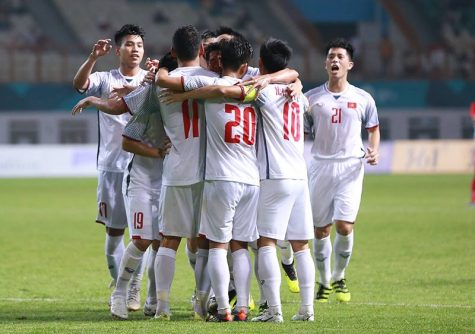 Đội tuyển U23 Việt Nam: Áp đảo U23 Nepal, hướng đến ngôi đầu.