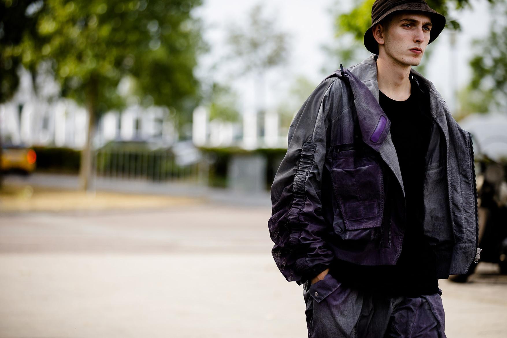Tin tức thời trang ở Copenhagen đã hội tụ đông đảo các fashionisto trên khắp Đan Mạch. Ảnh: Jack Stanley