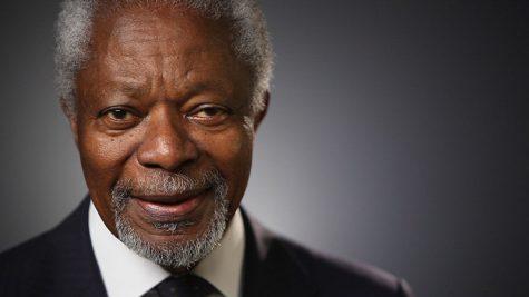 Kofi Annan: Cuộc đời cống hiến không ngừng nghỉ cho hoà bình thế giới