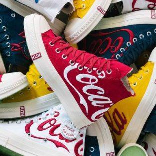 5 thiết kế giày thể thao nổi bật tuần 3 tháng 8/2018