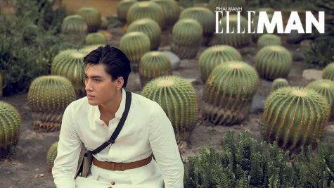 ELLE Man Style Calendar: Chất liệu Linen cho phái mạnh