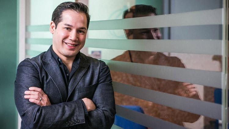 Paul Srivorakul, aCommerce's CEO / Ảnh: aCommerce