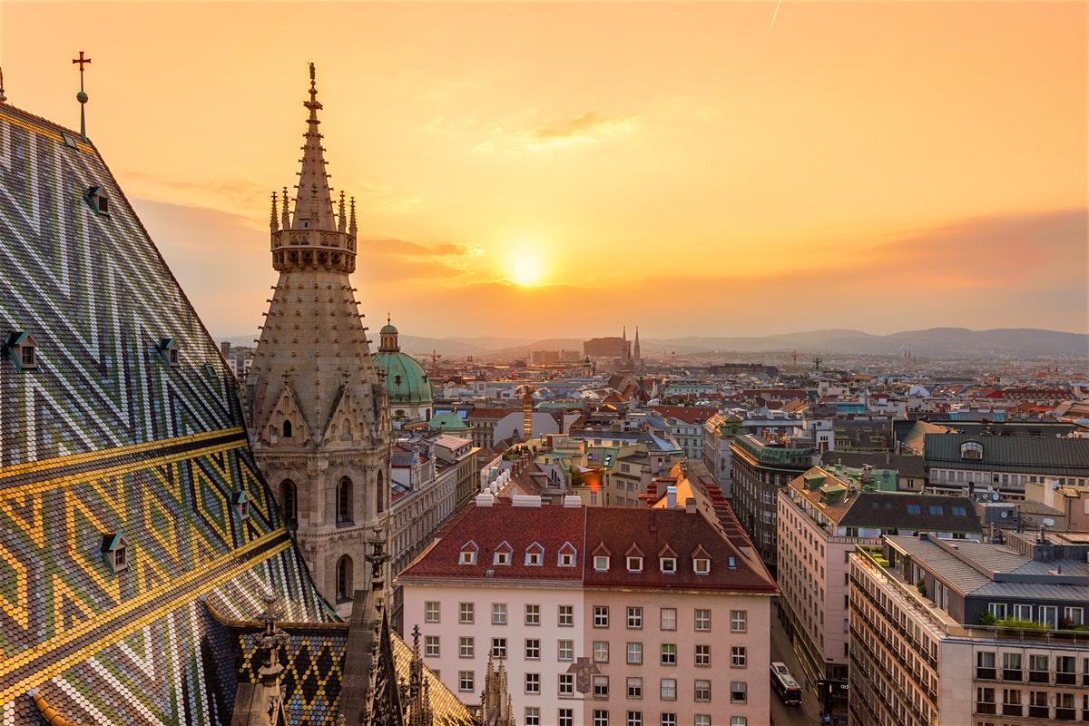 Vienna là thành phố đáng sống nhất thế giới năm 2018. Ảnh: Lonely Planet