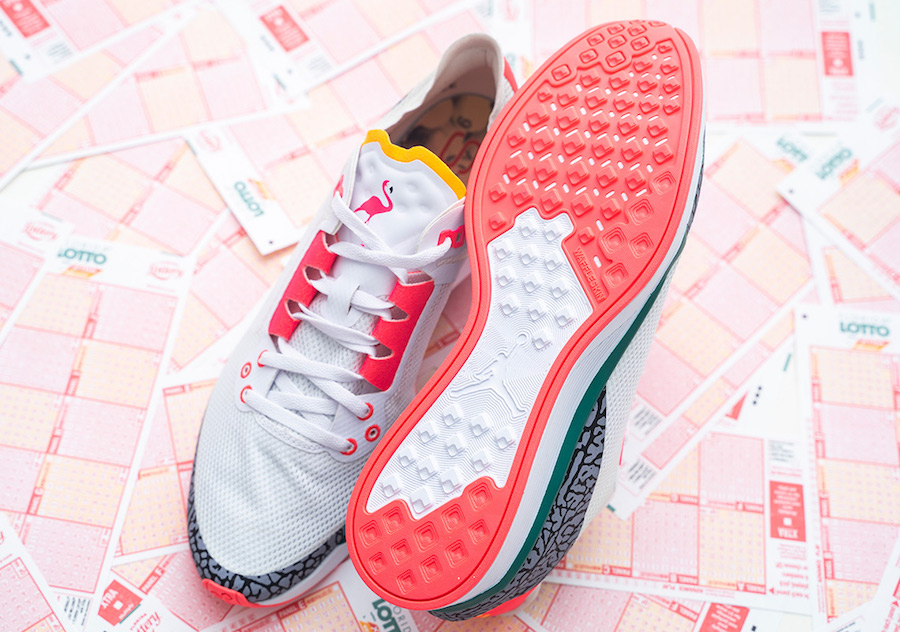 giày thể thao - elle man 89