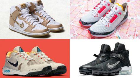 6 thiết kế giày thể thao nổi bật tuần 4 tháng 8/2018