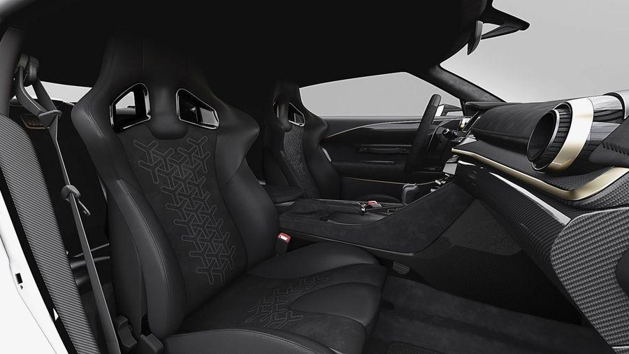 Độ công suất của Nissan GT-R 50 lên đến 710 mã lực, mô-men xoắn cực đại 780 Nm cho phép người dùng tối đa hóa mọi công suất. Ảnh: Motor 1