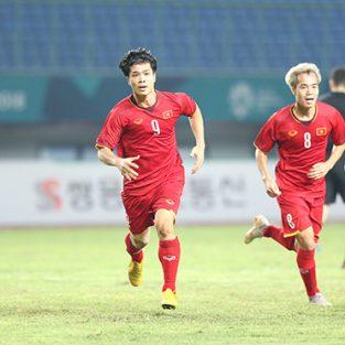 Đội tuyển U23 Việt Nam: Bay cao tại ASIAD 2018