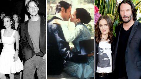 Keanu Reeves và Winona Ryder: Tình bạn đặc biệt hơn 30 năm