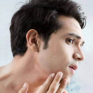 4 bước làm sạch da không thể thiếu ở nam giới