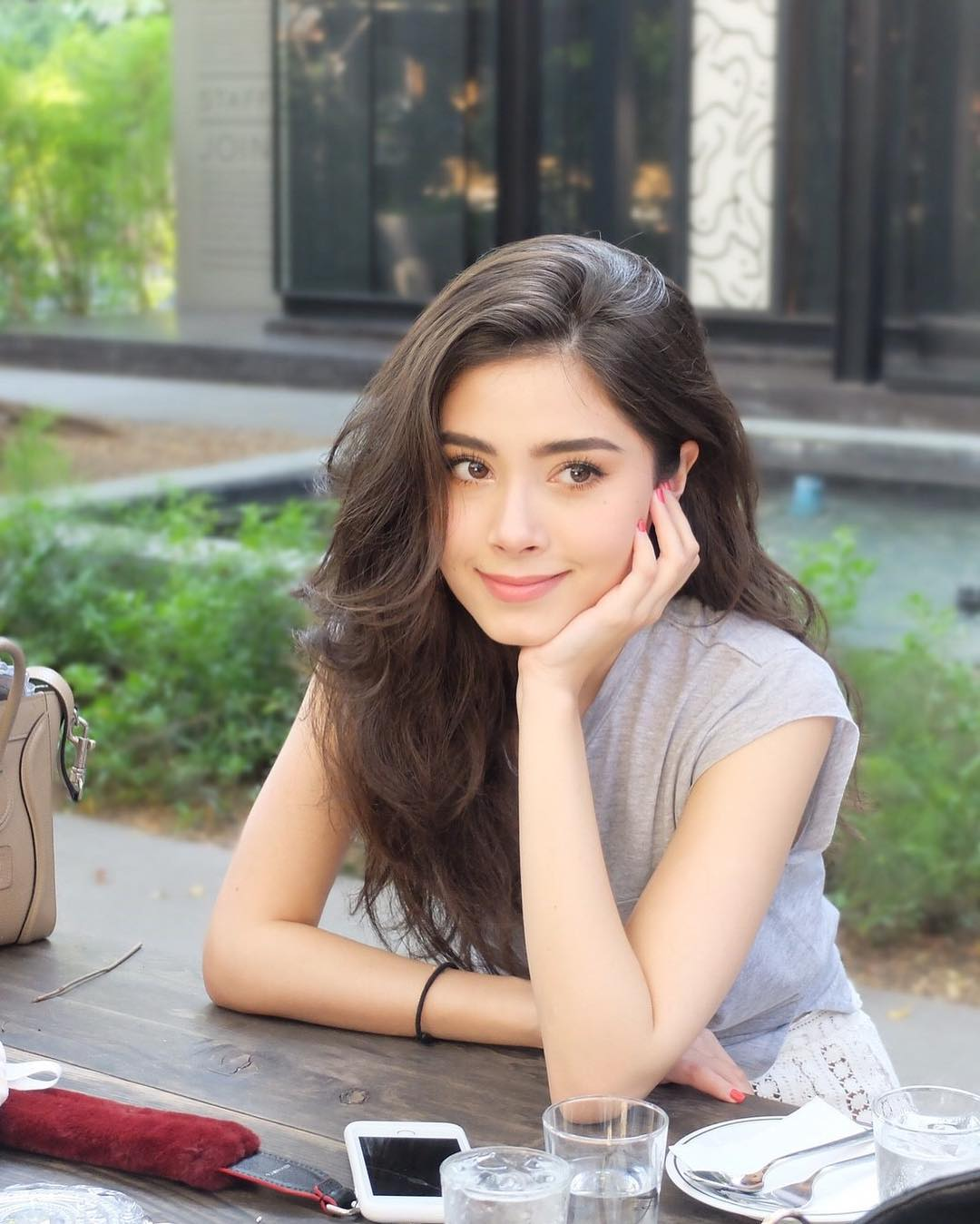 tai khoan instagram hot girl thai lan - nicolekittivat - elle man 3