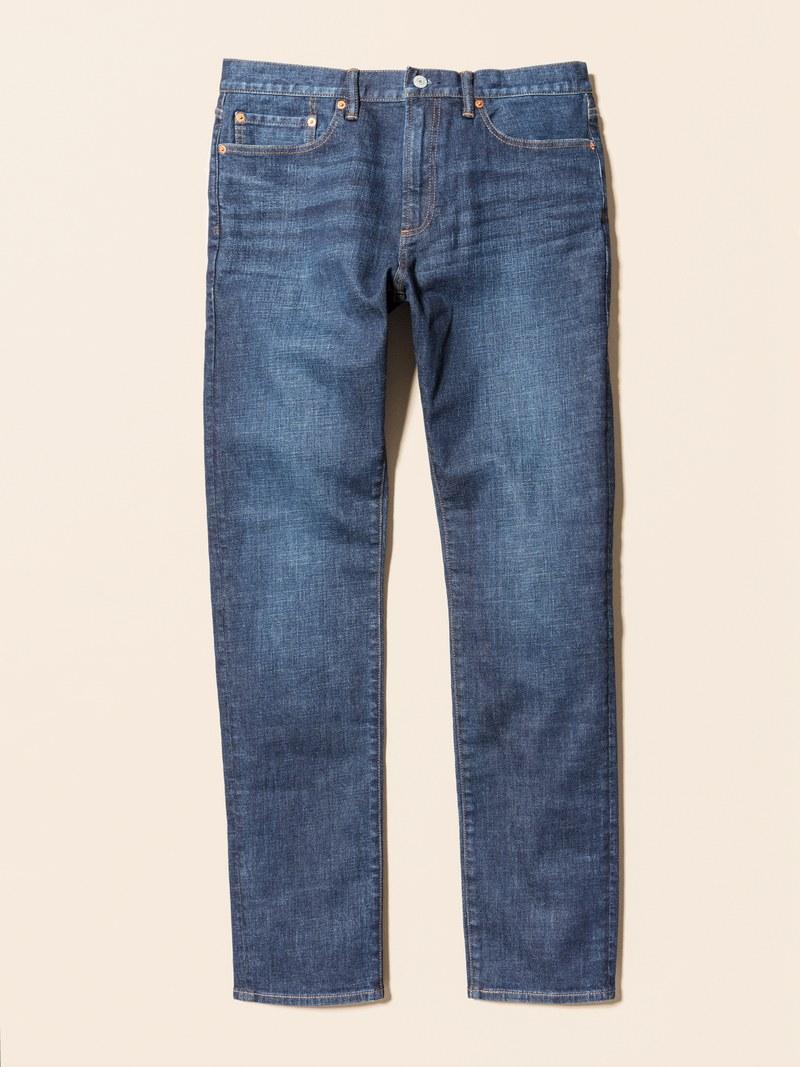 Mẫu quần jeans nam của GAP có giá khoảng 70$. Ảnh: GQ