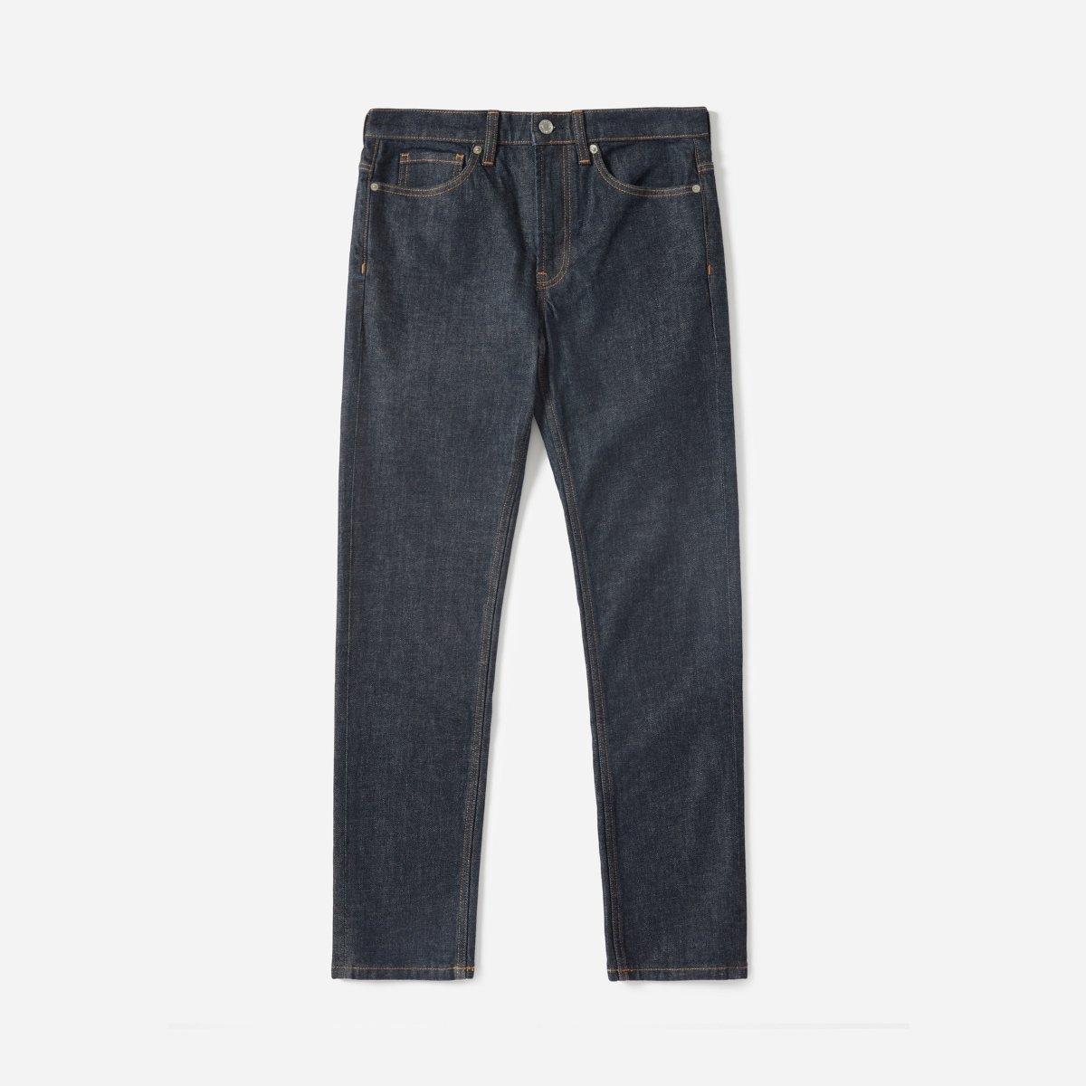 Bạn cần chi ra 68$ để có được chiếc quần jeans nam của Everlane. Ảnh: Everlane