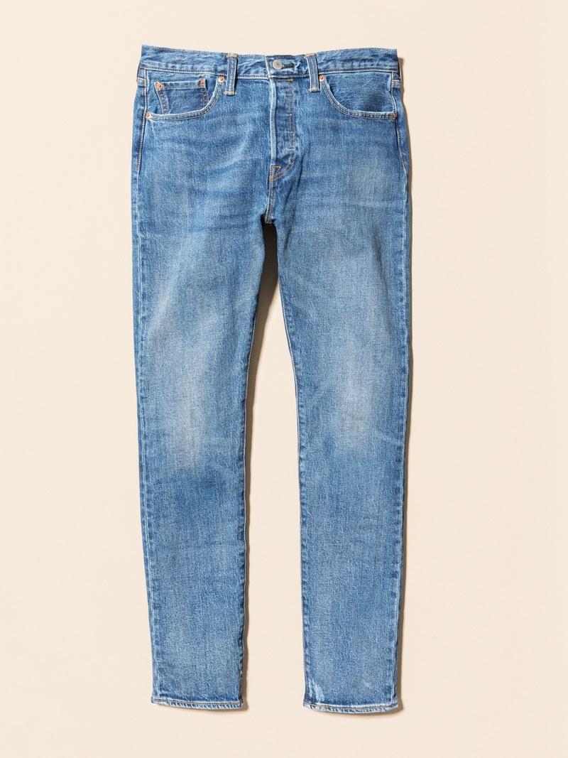 Mẫu quần jeans nam của Levi's có giá 60$. Ảnh: GQ