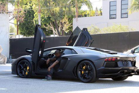 Ngắm nhìn các siêu xe của 10 rapper hàng đầu thế giới