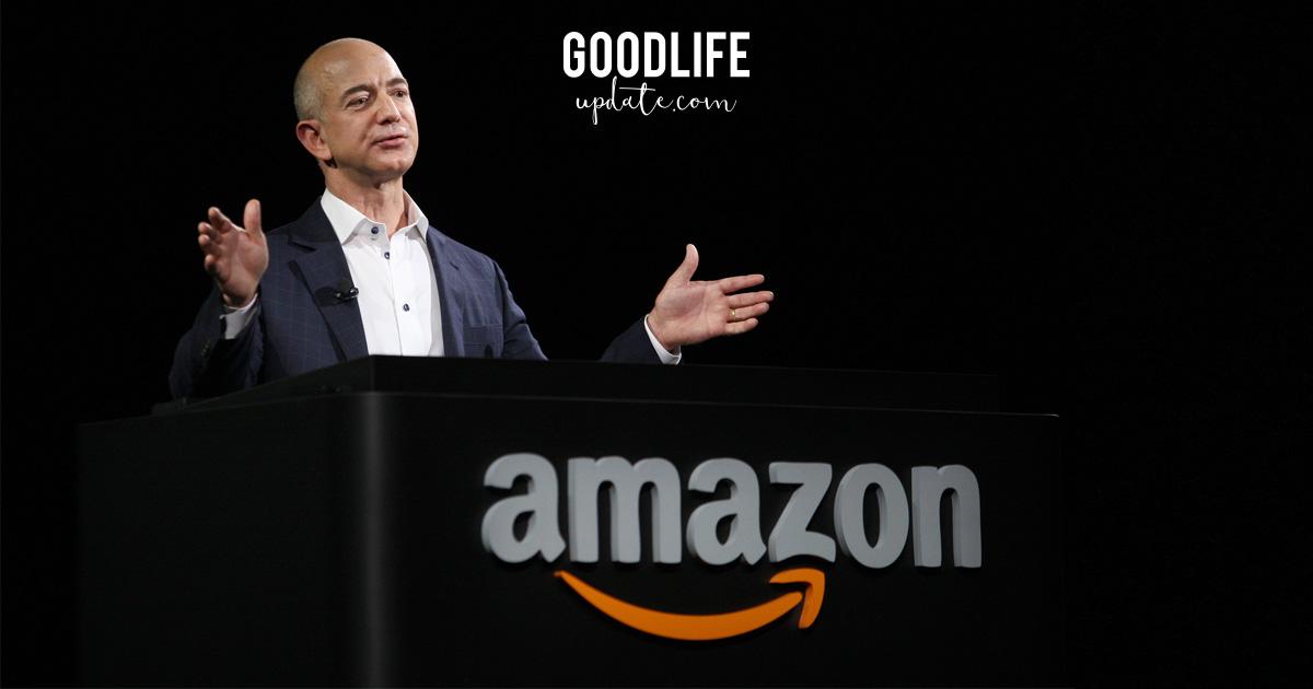 Công ty Amazon là đạt tổng giá trị 1000 USD hôm 4/9 vừa qua. Ảnh: Good Life Update