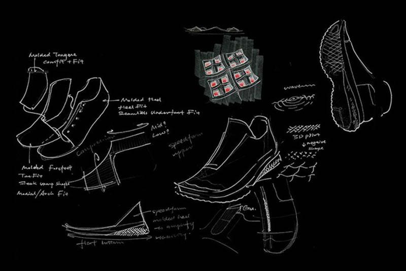 Công nghệ đế giày và cuộc đua chinh phục thị trường giày thể thao