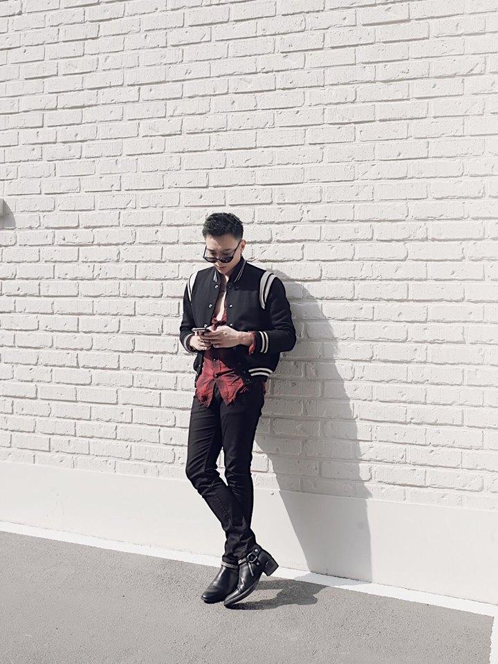 ELLE Man Style Calendar cá tính phong cách sao Soobin Hoàng Sơn (11)