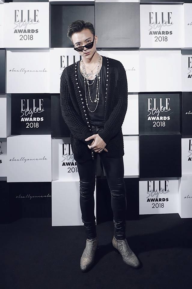 ELLE Man Style Calendar cá tính phong cách sao Soobin Hoàng Sơn (12)