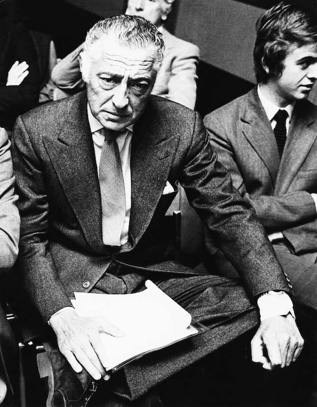 Italian businessman Gianni Agnelli (1921 - 2003), President of Fiat, 1977. (Photo by Archive Photos/Getty Images)