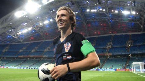 Luka Modric: Nén vàng ròng của bóng đá Croatia