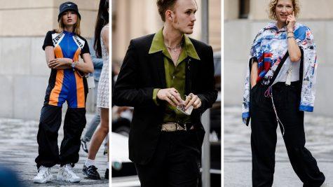 Điểm lại thời trang đường phố tại Tuần lễ Thời trang Praha Xuân-Hè 2019