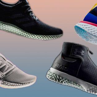 Công nghệ đế giày thể thao: Cuộc đua chinh phục thị trường của những ông lớn